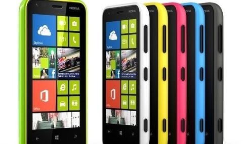 Nowy smartfon z Windows Phone 8
