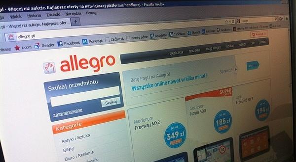 Allegro w nowej odsłonie
