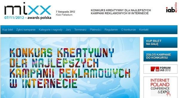 Mixx Awards 2012