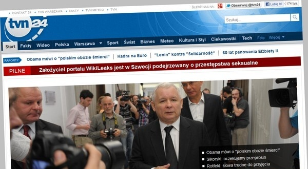 Nowe TVN24.pl to w końcu krok naprzód. Ale wciąż są błędy
