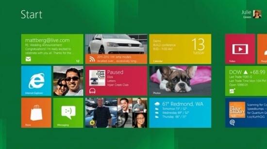 Windows 8 jesienią. Microsoft ujawnił datę premiery