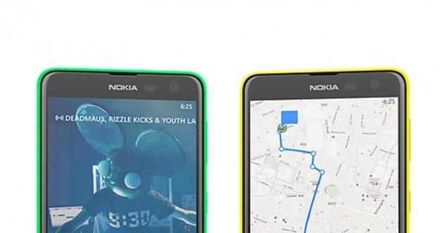 Nokia pokazuje wielki i tani smartfon