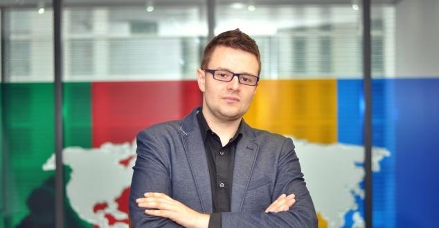 Michał Orzechowski  [fot. RTB House]