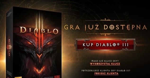 2 miliony egzemplarzy Diablo III w przedpremierowych zamówieniach
