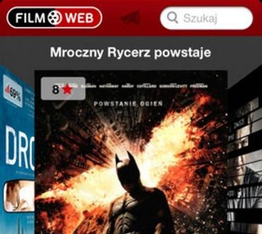 Długo oczekiwana aplikacja Filmweb już dostępna