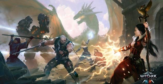"""Zostań testerem """"The Witcher Battle Arena"""" - najnowszej produkcji CD Projekt"""