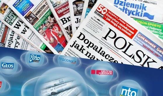 Polskapresse, Media Regionalne