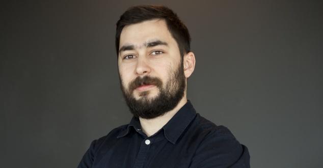 Na zdjęciu Jakub Polakowski (fot. K2 Media)