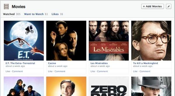 Dalsze zmiany na Facebooku