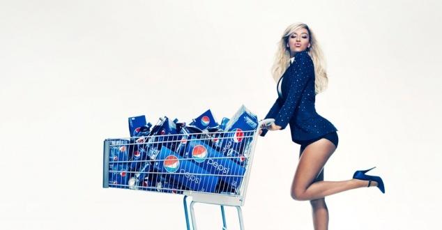 Pepsi rozszerza współpracę z Beyonce