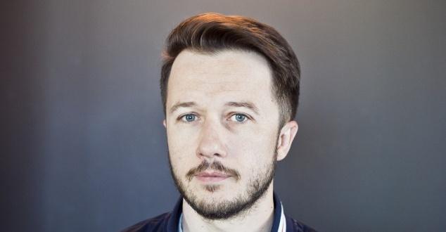 Na zdjęciu Maciej Godlewski (fot. K2 Media)