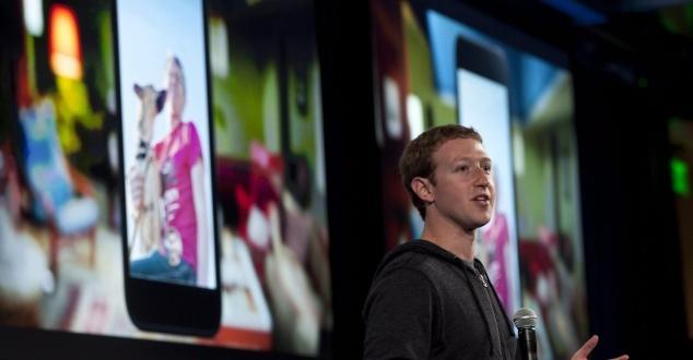 Zuckerberg w reklamie Facebook Home