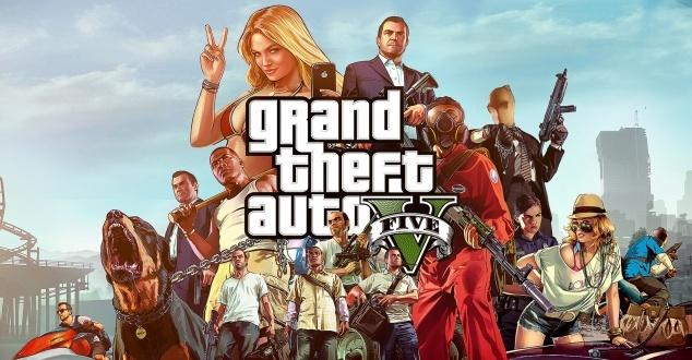 GTA V - zobacz datę premiery wersji na PC i PS4/Xbox One