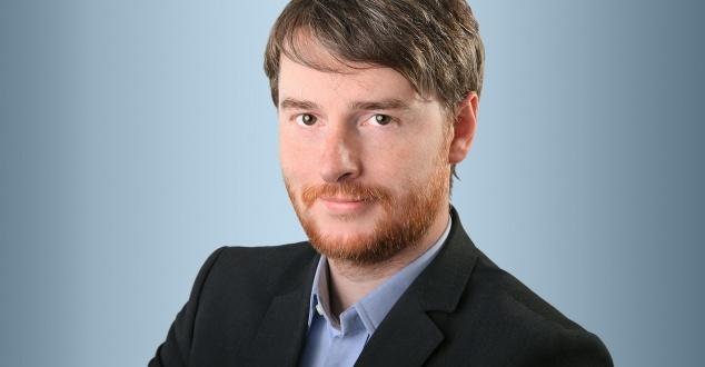 Na zdjęciu Emil Pawłowski, dyrektor ds. metodologii w firmie Gemius