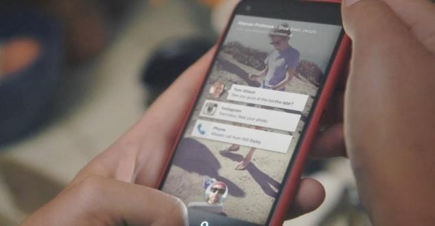fot.: Facebook, na zdjęciu nowa wersja mobilna aplikacji Facebooka