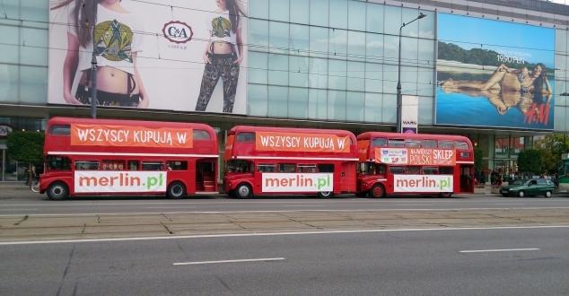 Merlin.pl będzie sprzedawać świeże bułki?