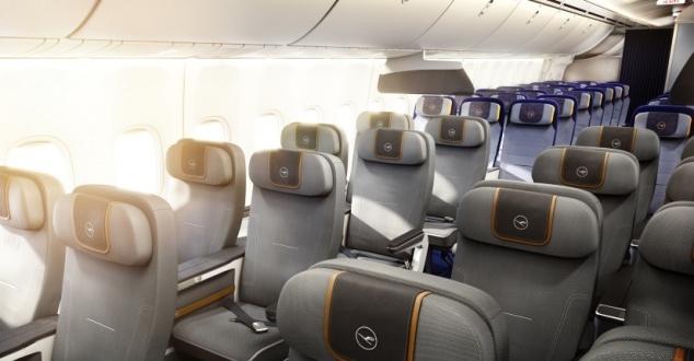 Materiały prasowe Lufthansa