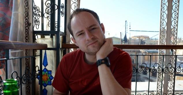 Na zdjęciu Krzysztof Urban, fot.: mytaxi