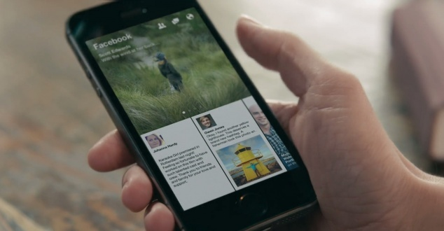 Facebook Paper zmieni sposób konsumpcji mediów?