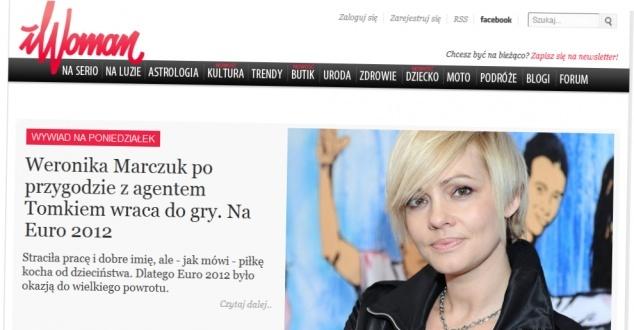 iWoman.pl i MenStream.pl z nowym wyglądem