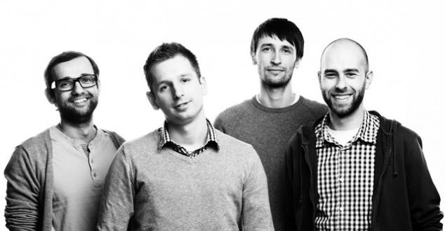 fot. Havas Worldwide Digital, na zdj. od lewej Bogaczyński, Szymański, Szymeczko, Petyniak