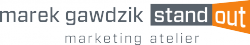 marek gawdzik 'stand out' marketing atelier