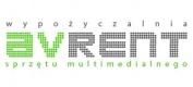 AVrent: Wypożyczalnia Sprzętu Multimedialnego i Interaktywnych Technologii Eventowych