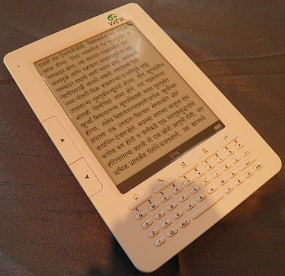 Wink XTS e-book reader