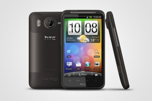 HTC Desire HD w Play