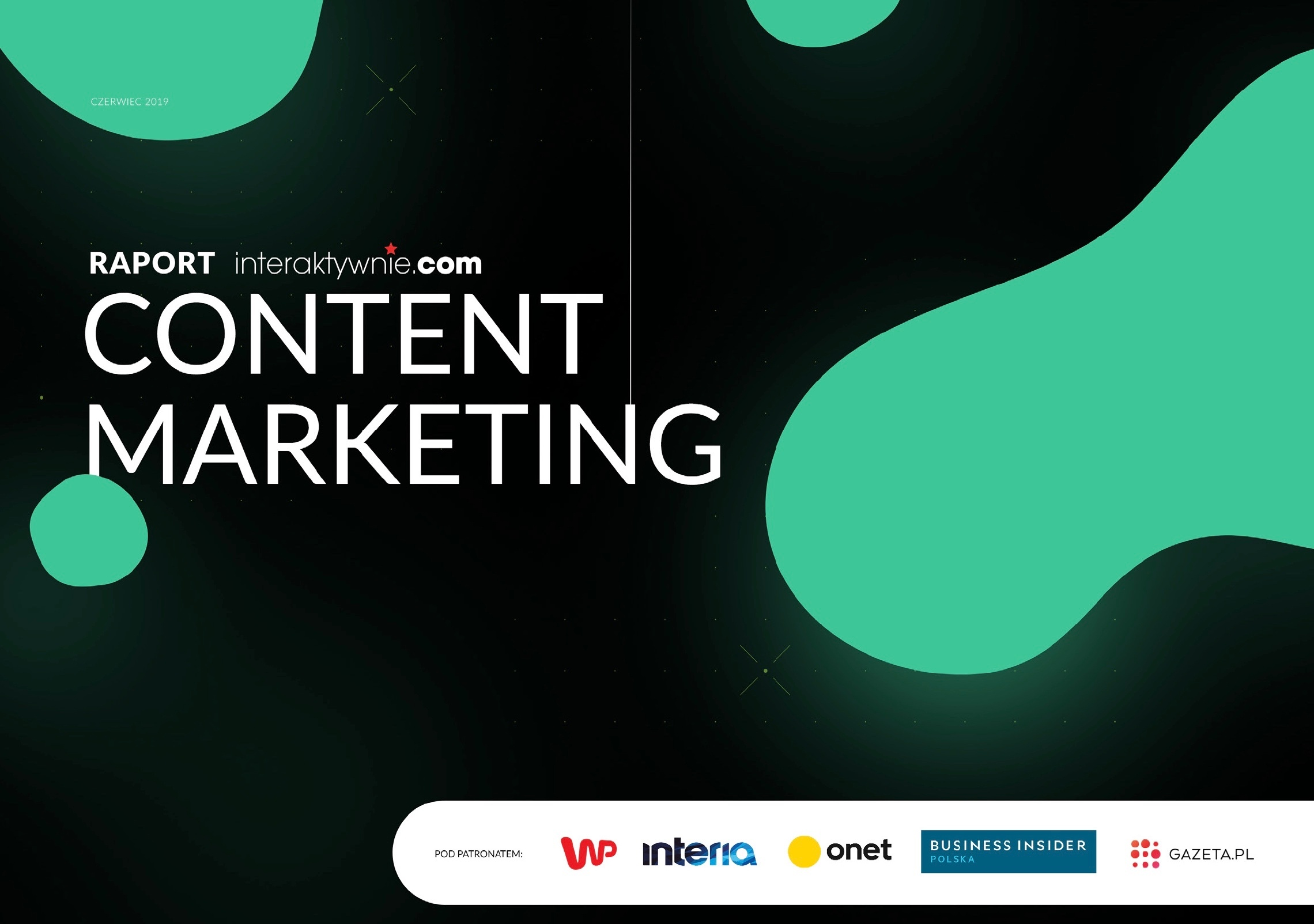 Raport: Content marketing'2019