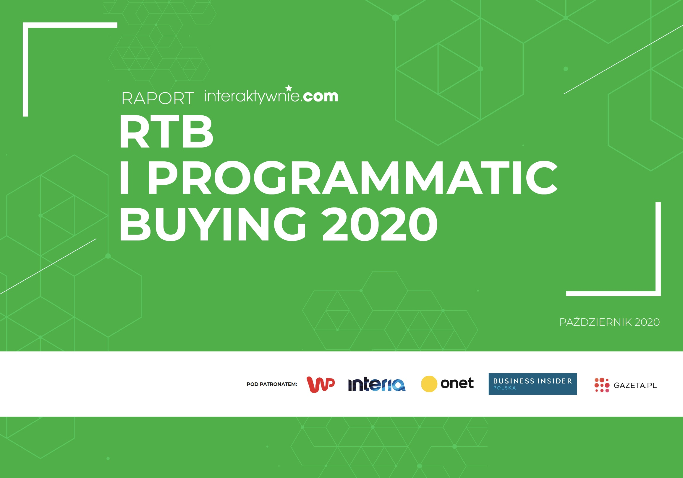 Raport Programmatic Buying i RTB