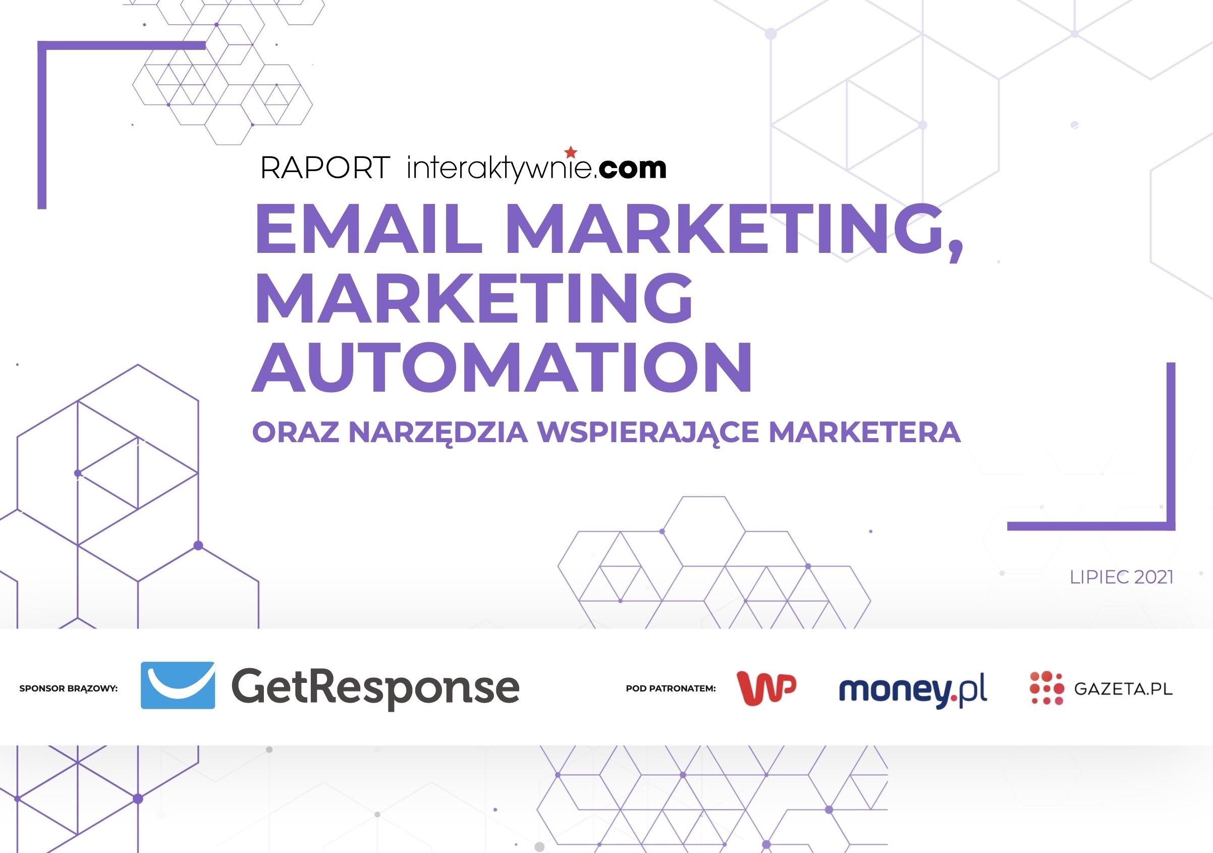 Email marketing - raport 2021