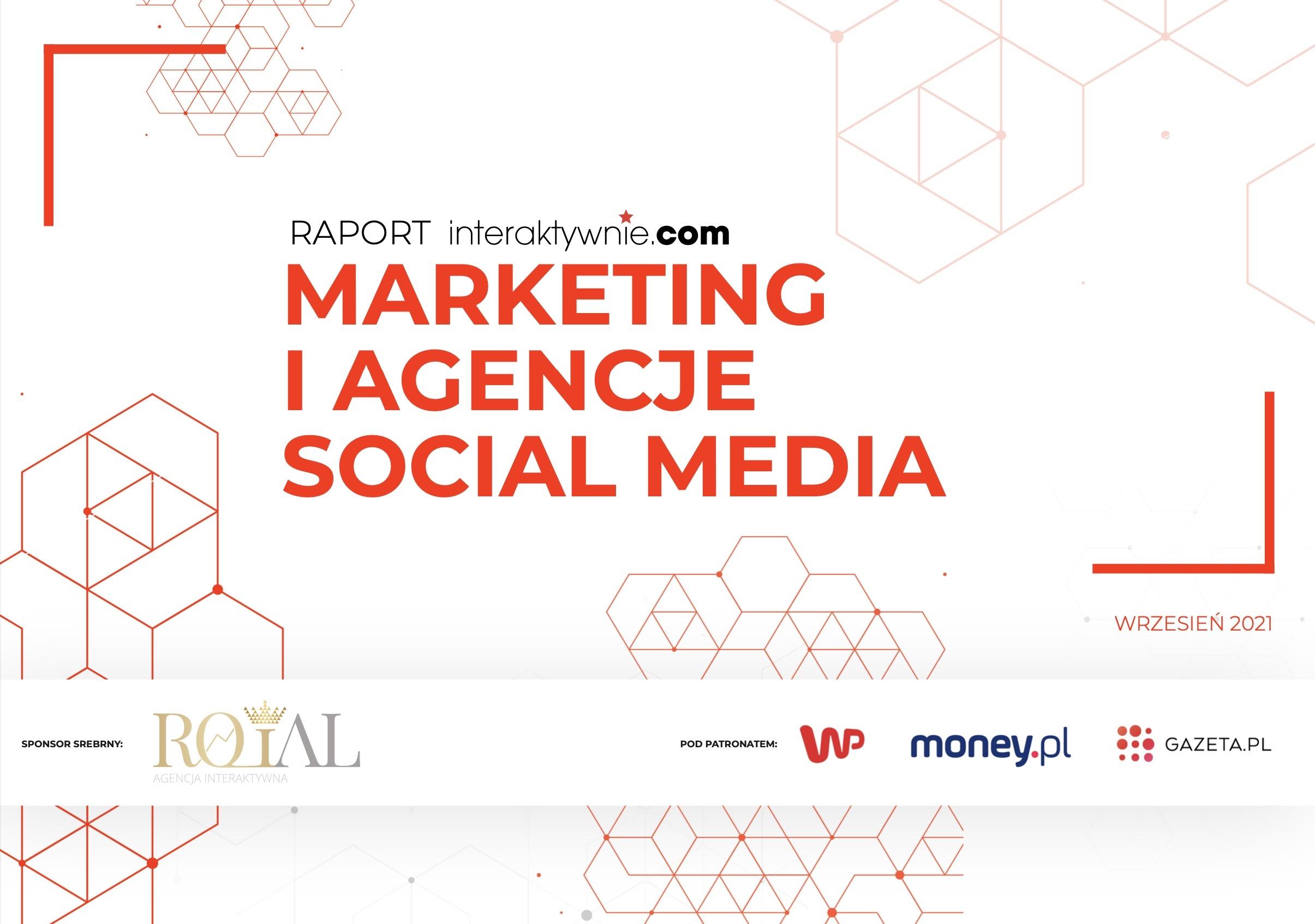 Ranking agencji social media 2021